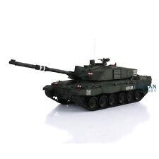 US Stock Deep Green Challenger II Upgraded Metal Henglong 1/16 RTR RC Tank 3908