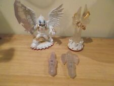 ** RARE ** Skylanders Trap Team - Light Element set & Rocket Comb P&P UK & EU