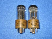 2 pcs 5852 / TE-5 tubes 1 Bendix and 1 Eclipse Pioneer ( by Bendix) tested