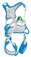 Petzl Ouistiti Kids/Child Full Body Climbing Harness - up to 30 kg - New Style