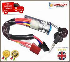 FIAT SCUDO EXPERT DISPATCH NEW IGNITION SWITCH LOCK BARREL STARTER SWITCH & KEYS