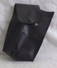"Canon EX Flash Soft Pouch Case/Storage Bag: H10741 5.5X3X2""  Japan"