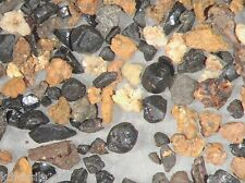 Cretaceous KT boundary Hell Creek black tektite glass evidence of burn K-T KP