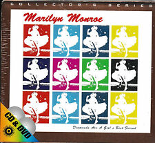 Marilyn Monroe - Diamonds Are a Girl's Best Friend/Home Town Story  CD+DVD  NEU
