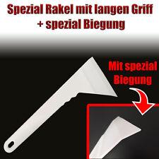 Spezial XXL Rakel mit langen Griff  + Spezial Biegung - Scheibentönung