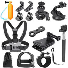 Neewer 14-in-1 Outdoor Sports Action Camera Accessory Kit for GoPro Hero Session