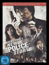 DVD NEW POLICE STORY - SPECIAL EDITION - 2 DISC SET - JACKIE CHAN *** NEU ***