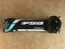 FSA OS 99 Stem, Blue, 130mm, +/-6, Used