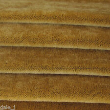 1/6 yd 420S Apricot Dark Back INTERCAL 5mm 3/16 Dense Straight Mohair Fur Fabric