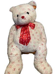 Ty Punkies Great Big Kiss The Jumbo Bear Life Sized Mint Tag