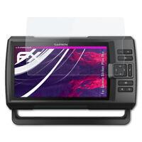 atFoliX Verre film protecteur pour Garmin Striker Plus 9sv 9H Hybride-Verre