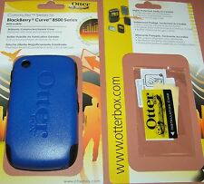 OtterBox Commuter case BlackBerry 8500, 8520, 8530, 9300, 9330, Blue, scr prtr