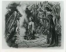 JACK THE GIANT KILLER 1962 VINTAGE PHOTO ORIGINAL #3 FANTASY ART ARTWORK