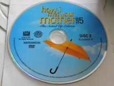 How I Met Your Mother Fifth Season 5 Disc 2 DVD Disc Only 48-73