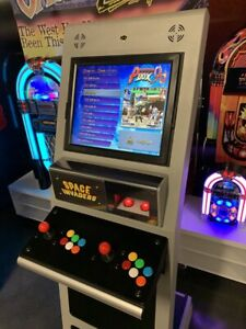 Borne arcade Multicade jeu video 2500 jeux
