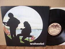 WOLVERLEI - SAME Orig Stoof MU 7445 LP Dutch 70s FOLK ROCK M- Signed rare Superb