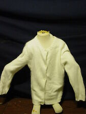 Girl Gap Size XS 4  Ivory Angora rabbit Hair cardigan Sweater EUC