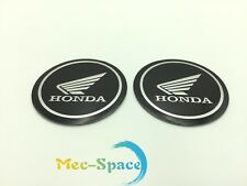 2'' Aluminum Emblem Badge Decals Stickers For Motorcycle Honda All Models Years