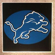 DETROIT LIONS Ceramic Tile Coaster NFL