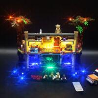 USB LED Light Lighting Kit For LEGO 75810 Stranger Things The Upside Down  Ц