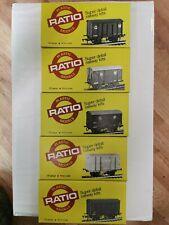 5x Plastic Models RATIO 5063,5065,5066,5072,5091 OVP