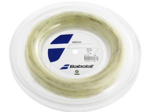 New BabolaT Addiction 130/16 200M Reel Tennis string   France