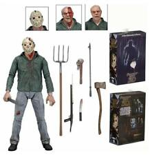 """NECA 7""""Friday the 13th Part III 3D JASON VOORHEES Scale Ultimate Action Figure"""