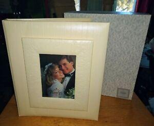 Hallmark Wedding Collection Keepsake Album Unused in Original Box Memories