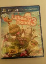 Little Big Planet 3 Ps4 Nuevo Sellado Uk Juego Little Big Planet-Playstation 4