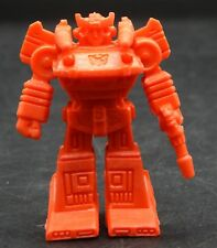 Japanese vintage Transformers SMOKESCREEN keshi rubber figure Autobot car DECOY
