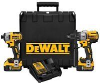 NEW Dewalt DCK299P2 Brushless Hammerdrill & Impact Driver Kit 20-Volt Max Li-Ion