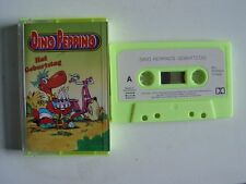 DINO PEPPINO Hat Geburtstag MC Kassette MJ Made in Switzerland SELTENE MC