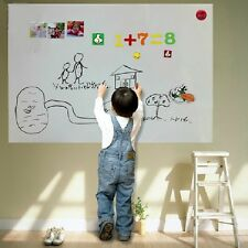 AU 45*60cm Creative Magnetic Whiteboard Soft White board For Kids Office School