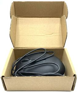 NEW Genuine Dell USB Wired Optical Scroll Mouse Black RGR5X