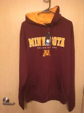 Nwt University of Minnesota Golden Gophers Sweatshirt (Adult Xl)