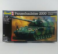 Panzerhaubitz 2000 Self-Propelled Howitzer Plastic Model Kit Revell Germany NOS