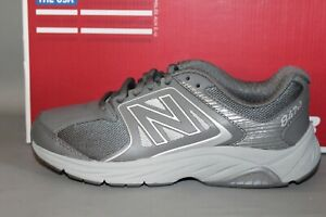 Women's New Balance WW847GS3 Gray Supportive Walking Shoe