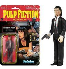 Vincent Vega Quentin Tarantino Pulp Fiction Funko ReAction SDCC BLOODY Figure