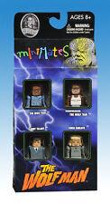 Universal Monsters Minimates: The Wolfman Boxed Set Diamond Select Toys 2010