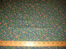 """Mini Floral By Concord Fabrics 100% Cotton Quilter Fabric 45"""" Wide BTY"""
