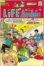 Life With Archie Comic Book #95, Archie 1970 FINE-/FINE