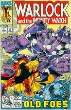 Warlock and the Infinity Watch # 5 (USA, 1992)