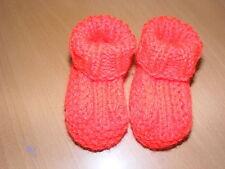 Babyschuhe für Jungen aus 100% Wolle