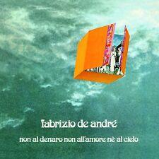 Non Al Denaro Non All'Amore Ne Al Cielo (Vinile) [Vinile] Fabrizio De Andre'