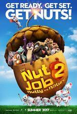 Nut Job 2 - original DS movie poster 27x40 Advance