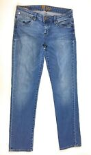 KUT From the Kloth Size 4 Light Wash Straight Boot Cut Leg Womens Denim Jeans