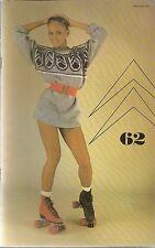 LE DOUBLE CHEVRON 62 1981 RALLYE PARIS DAKAR 1981 USINE DE RENNES LA JANAIS