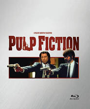 Pulp Fiction (Blu-ray Disc) Steelbook New Sealed OOP Limited Edition