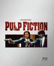 Pulp Fiction - Steelbook (Blu-ray Disc 2013) NEW SEALED Quentin Tarantino