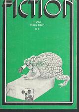 Fiction 267.Harlan Ellison, Harry Harrison Barry Malzberg... SF55A